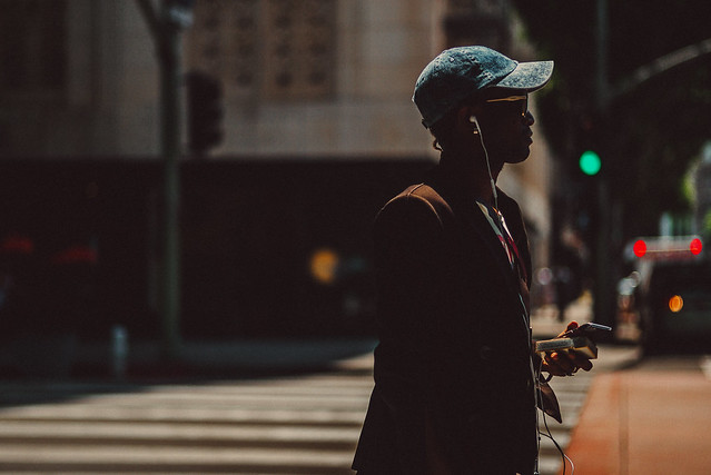 Downtown Los Angeles Street Photography