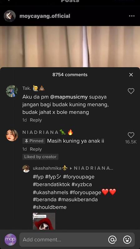 Angkara #Pukauchallengedance Netizen Mengamuk