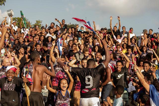 Final da Copa Jacarezinho - Toque de Bola x Fazenda