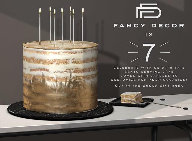 7 Years of Fancy!