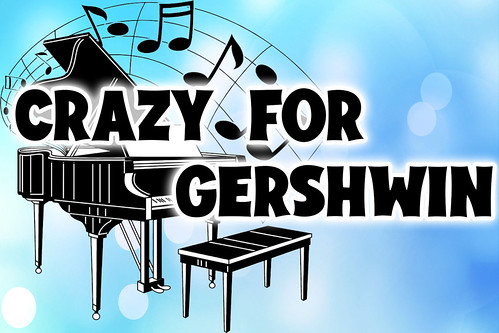 """""""Crazy for Gershwin"""" at the Winter Park Playhouse from July 30 to August 22"""