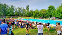 Sprint triatlon v Morkovicích vyhráli reprezentanti Titan Trilife Zlín Škoda a Kotopulu