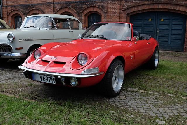 Opel GT Convertible