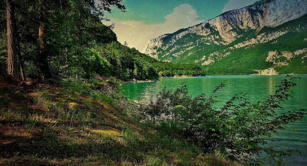 ITALIEN, Italy, Rund um den Molveno See, 79128/13845