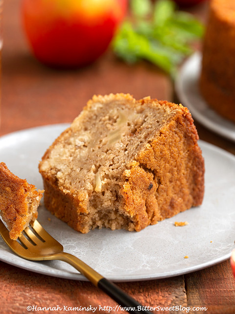 Easy Going Apple Cake 2