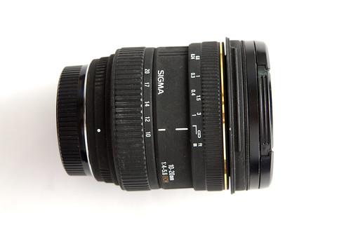 Objetivo Sigma 10-20