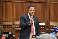 State Rep. Harry Arora opposes extension of Gov  Lamont's emergency powers