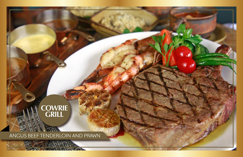 Cowrie Grill, Greenhills