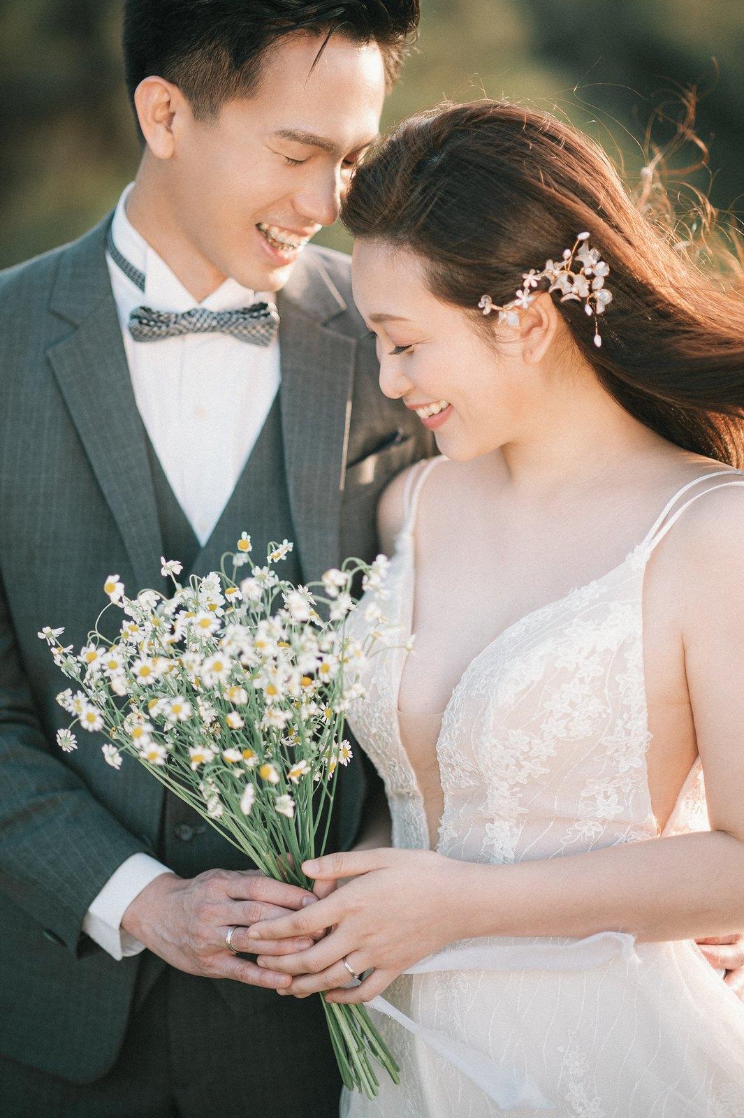【婚紗】Ryan & Jessica / 民生社區 / 沙崙海灘
