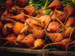 Vegetables at the Market - Anacortes, Washington