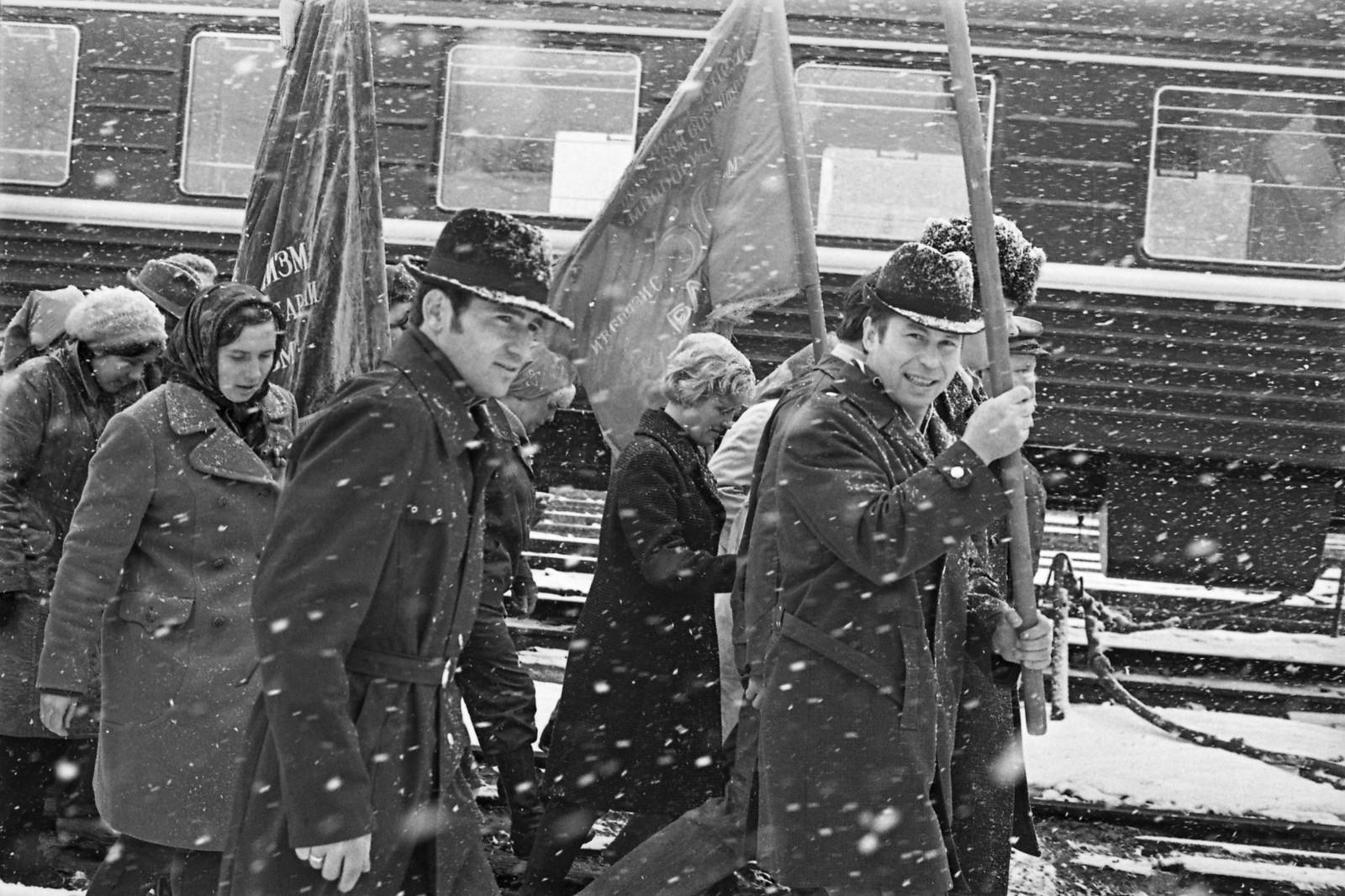 Ленинский субботник