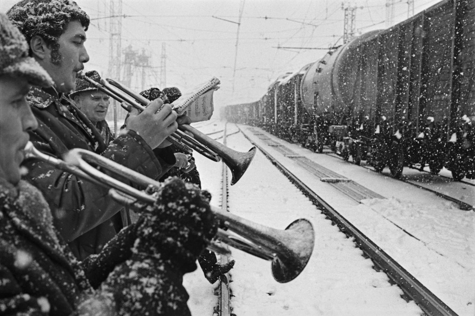 Ленинский субботник.
