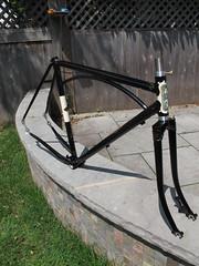 Keaven Truss frame