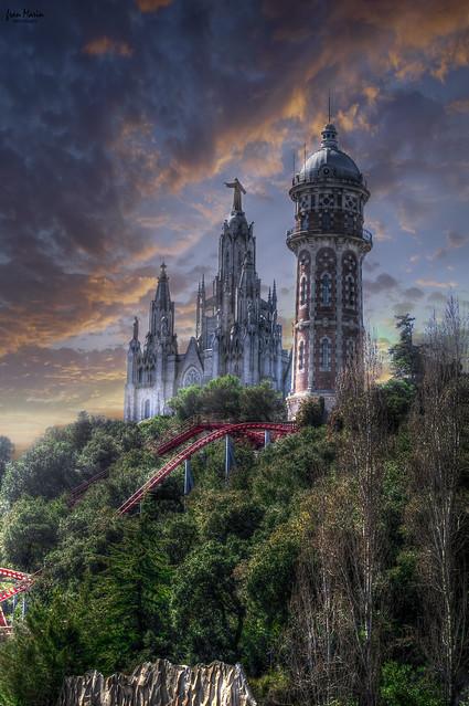 Barcelona. Explore.
