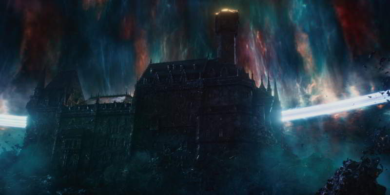 The citadel at the end of time