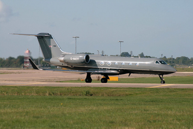G-MATF Grumman Gulfstream G-IV Gama Aviation