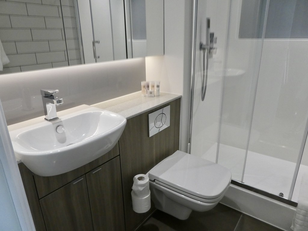Bathroom at Altido Vita, Edinburgh
