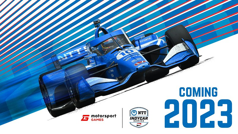 Motorsport Games Inc Announce Partnership With NTT Indycar Series