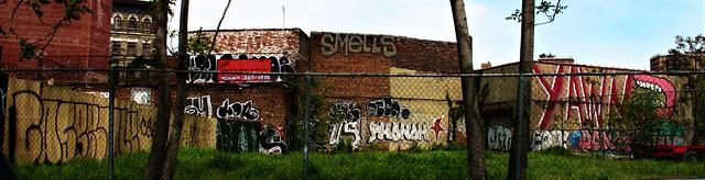 Throwback Picture. Graffiti . Brooklyn. YAWN. SMELLS. EOO.