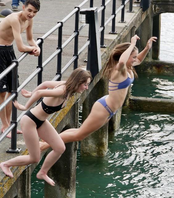 Jumping ......