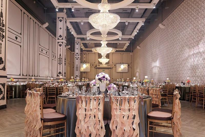 桃園宮廷風宴客廳