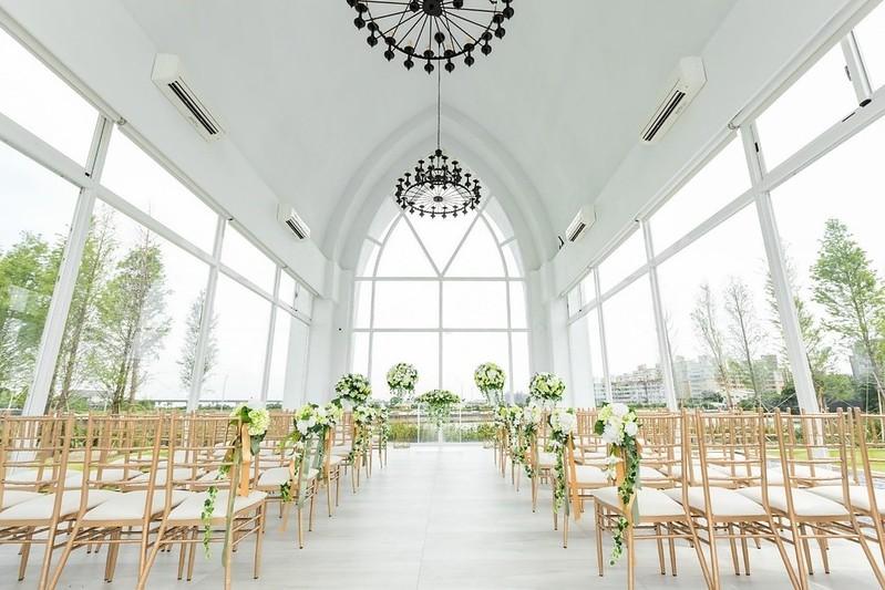 桃園教堂結婚