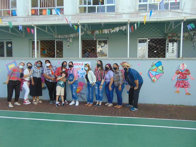 Momento Junino Infantil ao 1º ano - Grupo 1 - 1º Ano