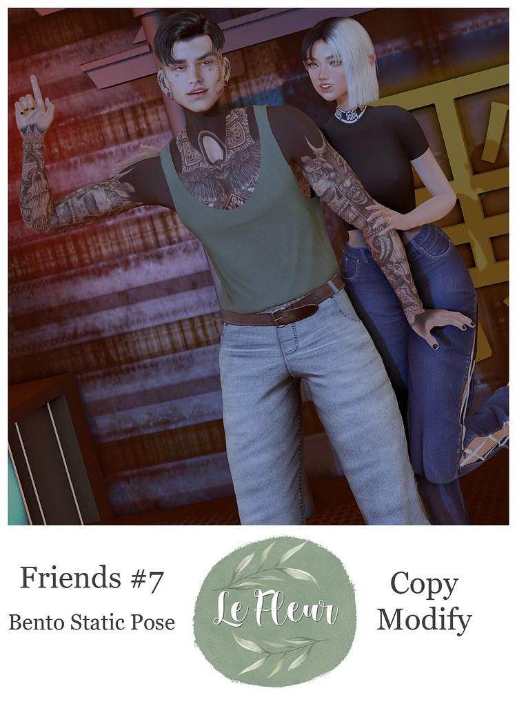 ..:: LE FLEUR ::.. FRIENDS #7