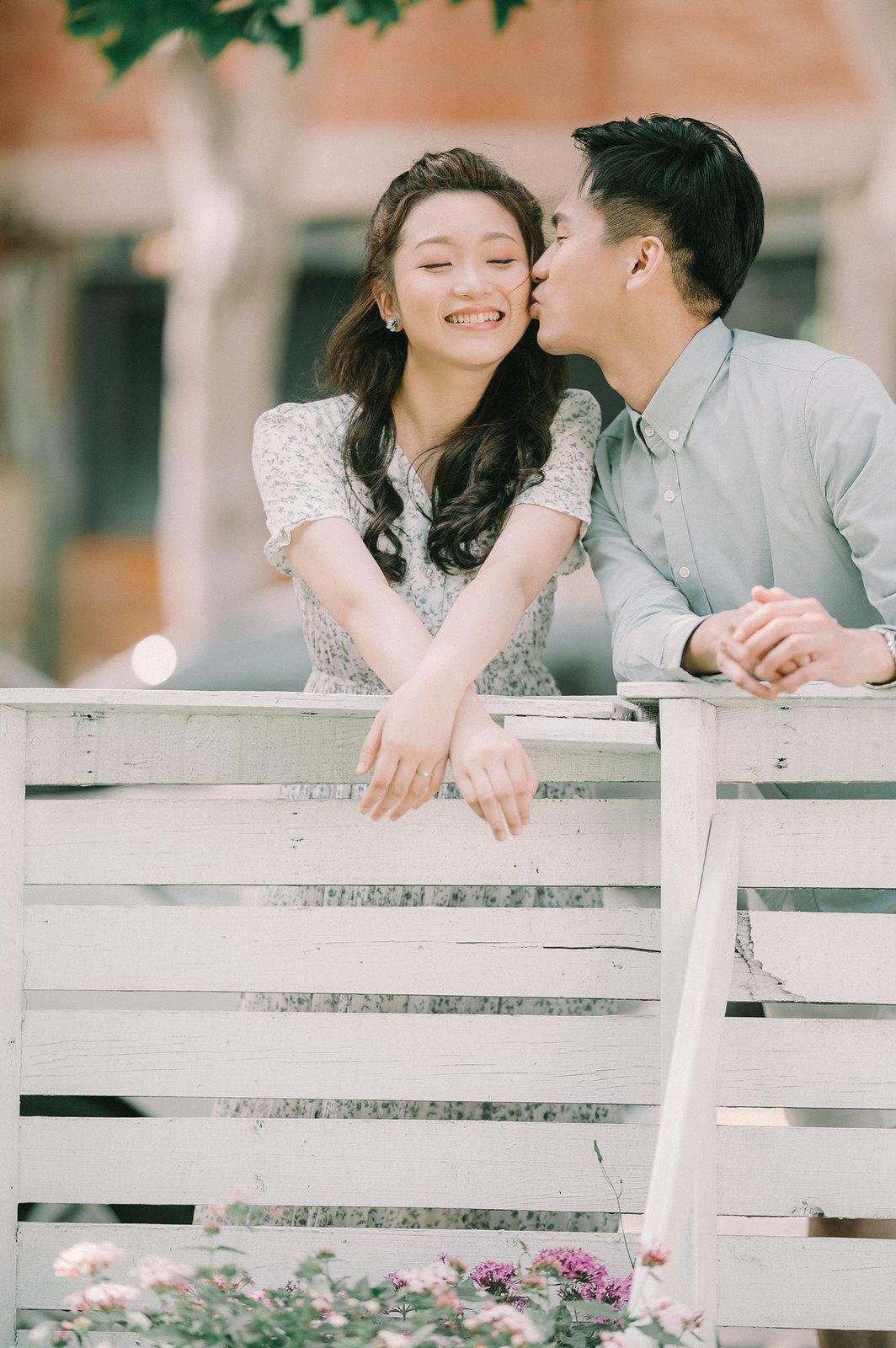 【婚紗】Ryan & Jessica / 民生社區 / EASTERN WEDDING studio