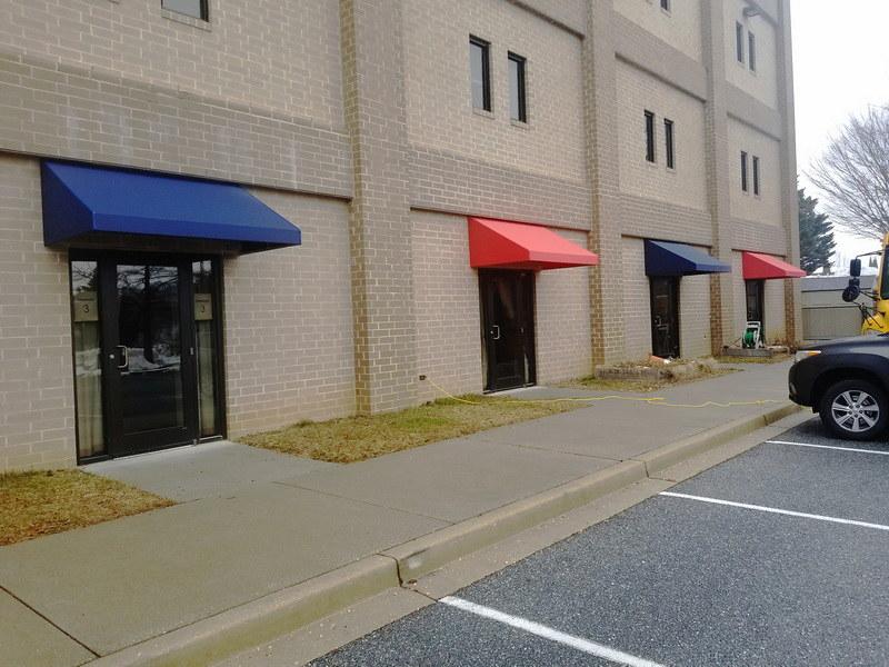 building-door-awnings-baltimore-hoffman