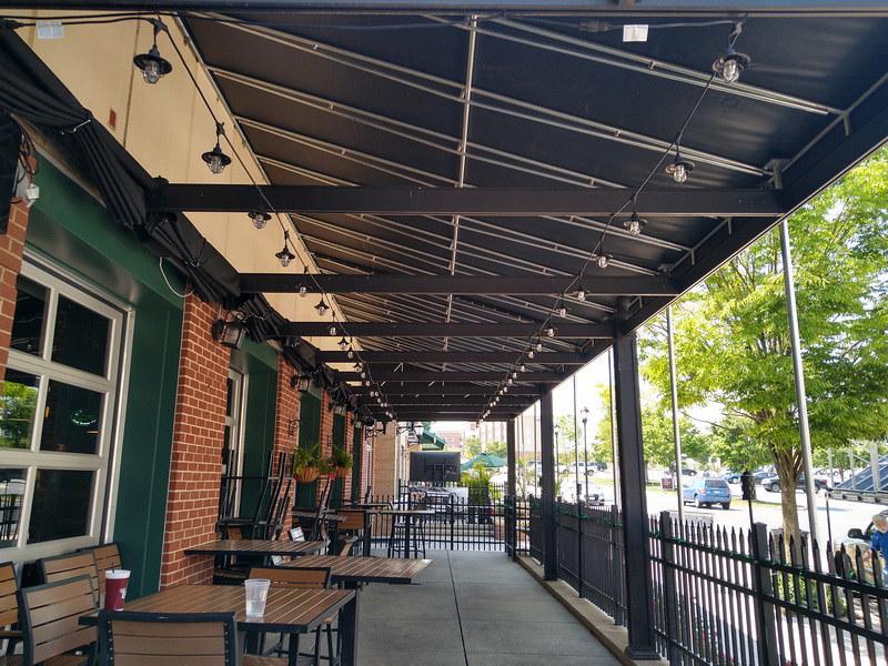 Restaurant Awning Baltimore - Hoffman Awning Co.