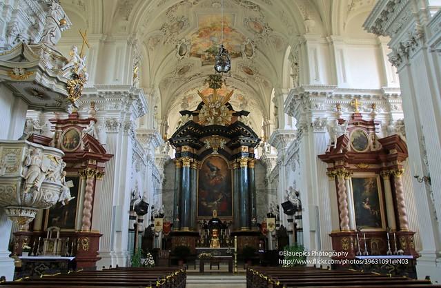 Ellwangen, Wallfahrtskirche Schönenberg