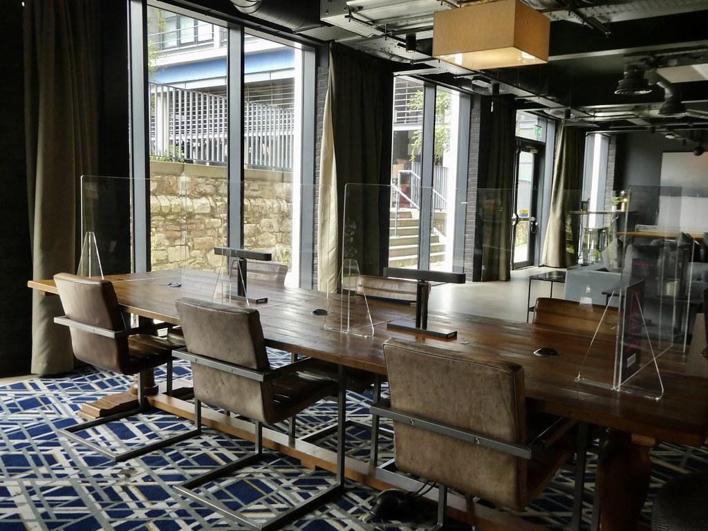 Co-working spaces, Altido Vita, Edinburgh