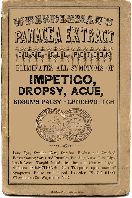 Cure-All Potion 1877