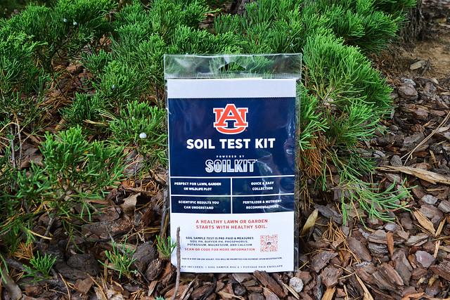 Auburn-branded SoilKit