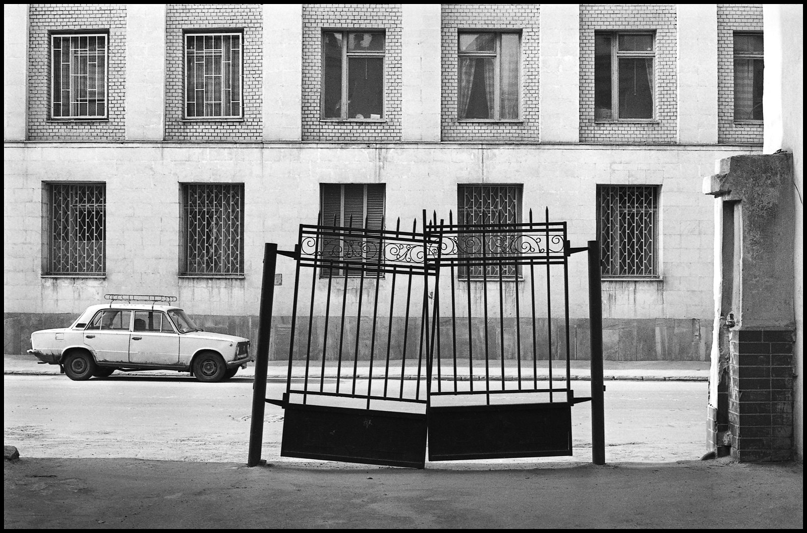 1995. Селивёрстов переулок