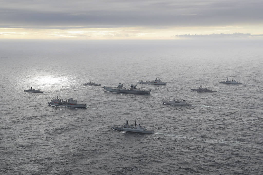 Carrier Strike Group 21