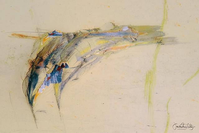 Car crash abstract