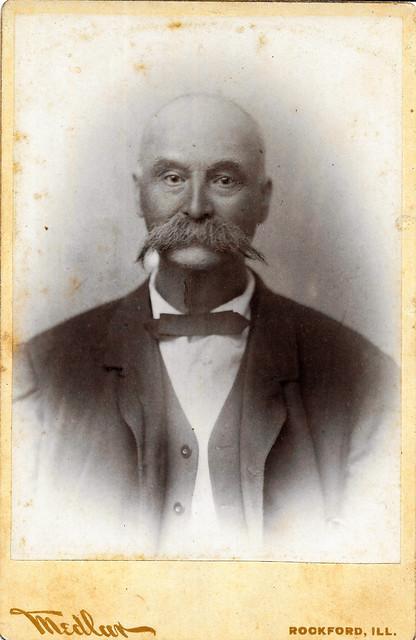 Moustache In Rockford, Illinois