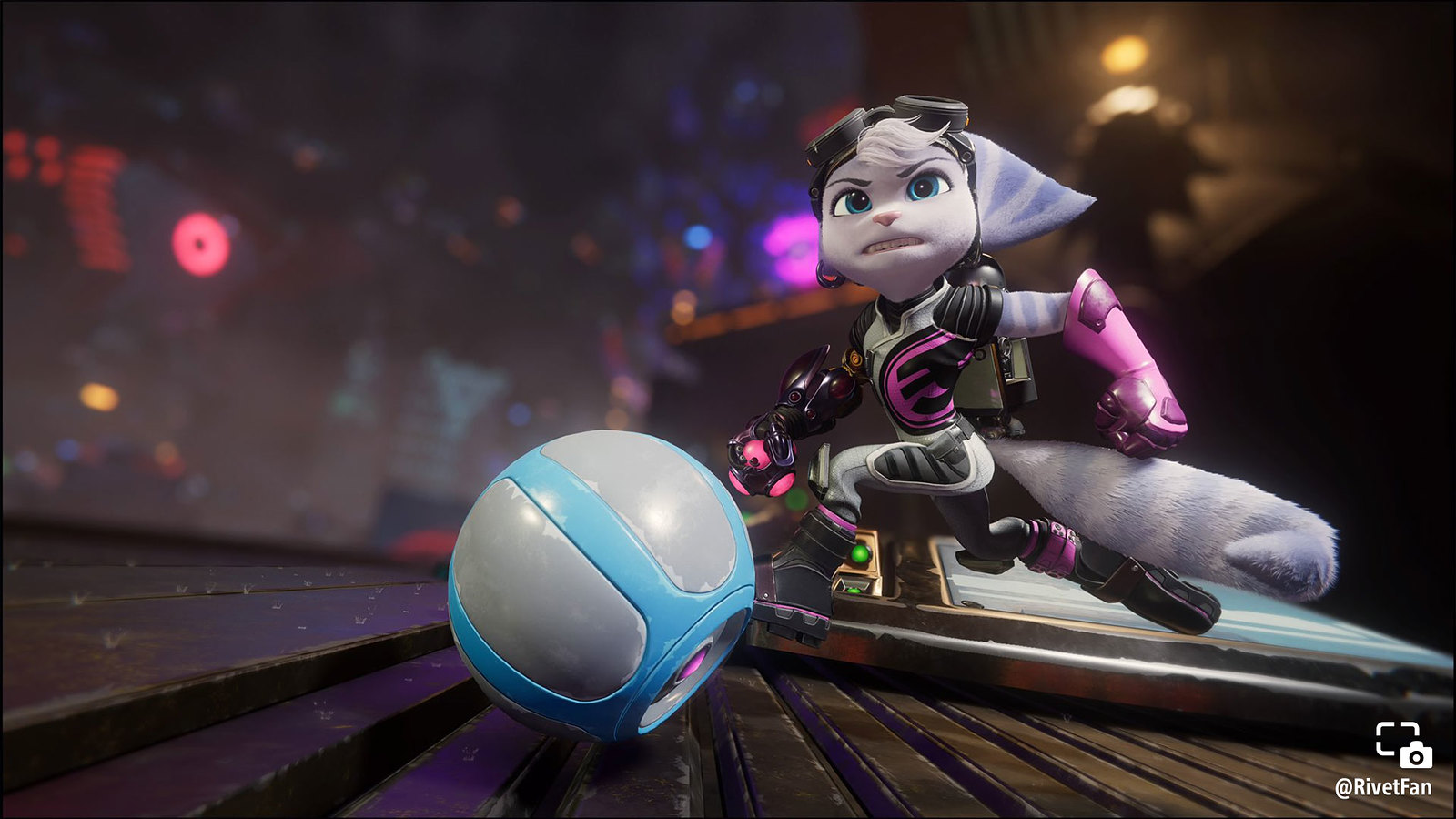 Share of the Week - Ratchet & Clank: Rift Apart Photo Mode