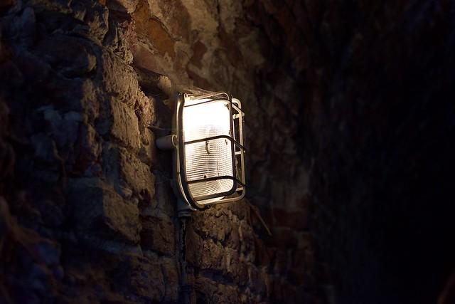 Lumière dans l'obscurité