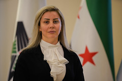نائب رئيس الائتلاف - ربا حبوش