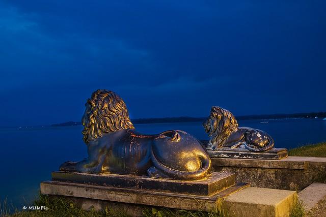 Löwen von Tutzing