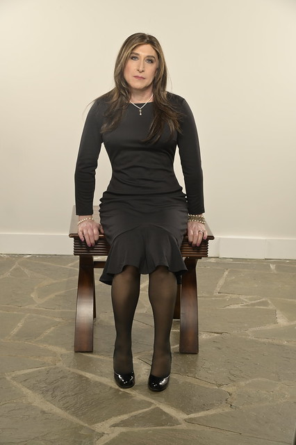 The boss lady would like to have a talk with you about your job performance...