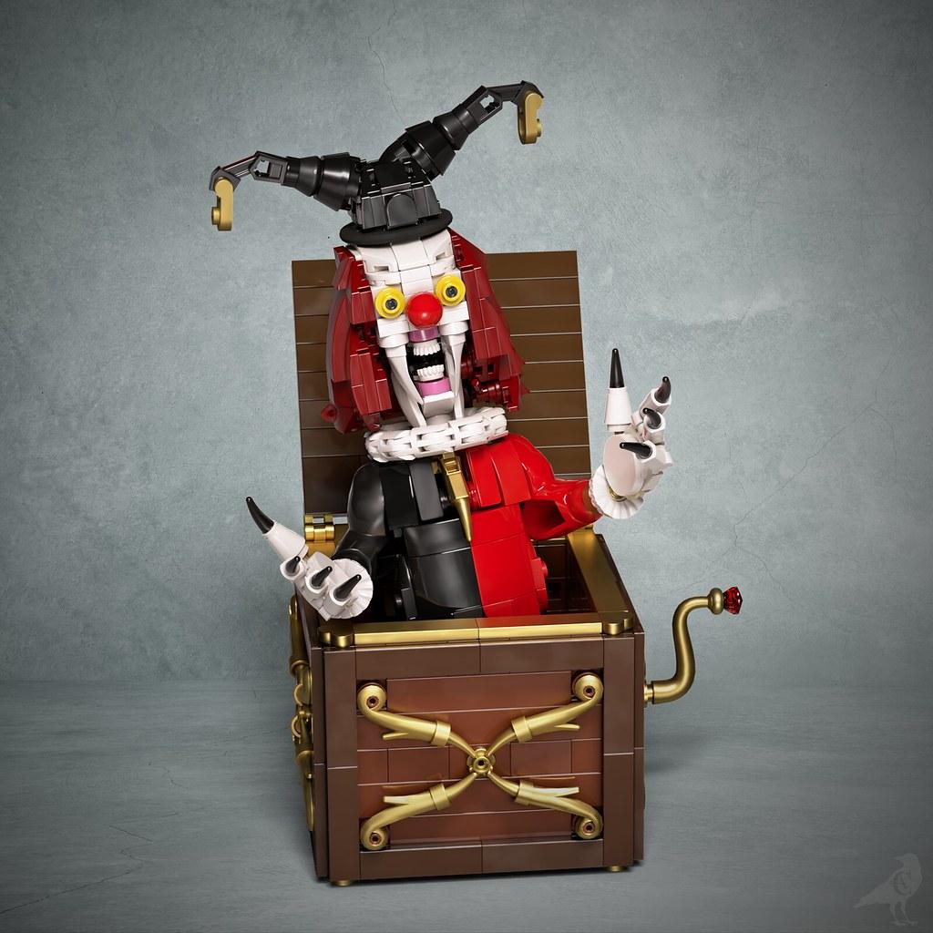 Evil Jack-in-the-Box