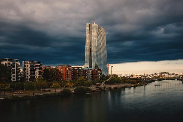 Frankfurt Ostend / European Central Bank - September 2020
