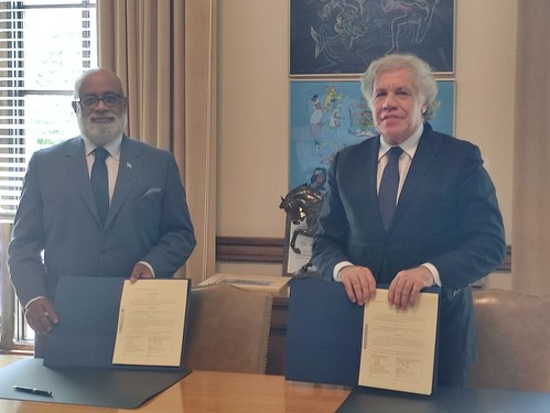 OAS to Observe the July 26 General Elections in St. Lucia