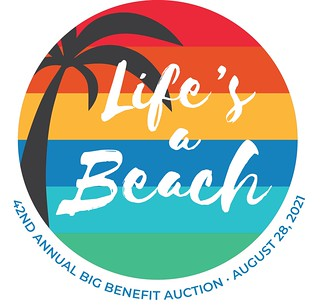 """42nd Annual Big Benefit Auction themed """"Life's a Beach"""""""