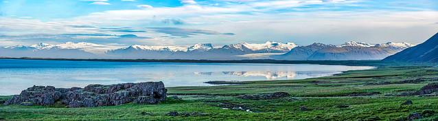 Vatnajokull Panorama