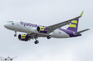 F-WWTZ / HZ-FAO Airbus A320-251N FlyaDeal s/n 10530 * Toulouse Blagnac 2021 *